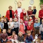 Święty Mikołaj z wizytą w naszym Przedszkolu