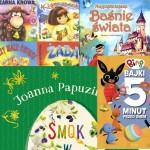 Czytanie książek dzieciom